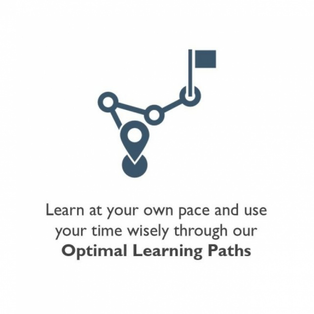 Optimal Learning Paths