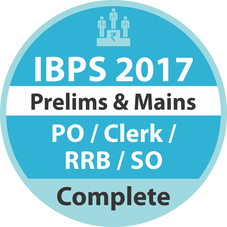 IBPS 2017 Complete