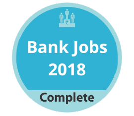 Bank Jobs 2018 Complete