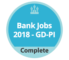 Bank Jobs 2018 GD PI