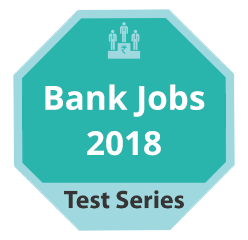 Bank Jobs 2018 Test Series