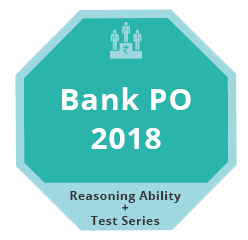 Bank PO 2018 RA TestSeries