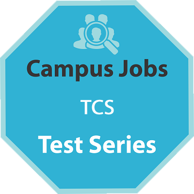 Campus Jobs - TCS Test Series