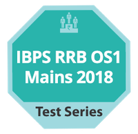 IBPS RRB OS1 2018 Testseries