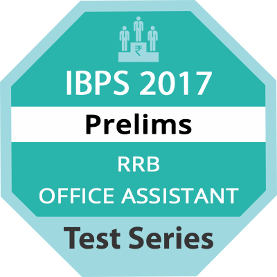 IBPS RRB Office Assitant Prelims Test Series