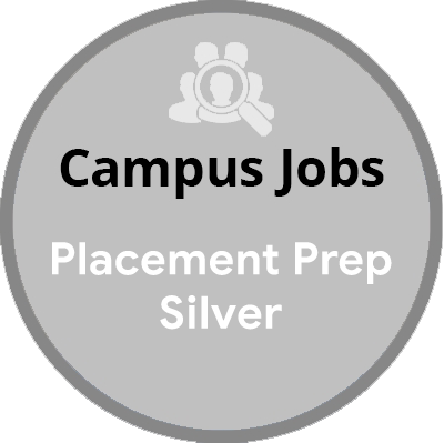 Placement Prep Silver