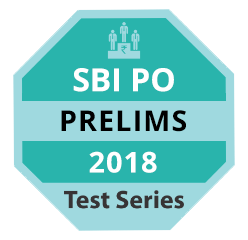 SBI PO Prelims Test Series