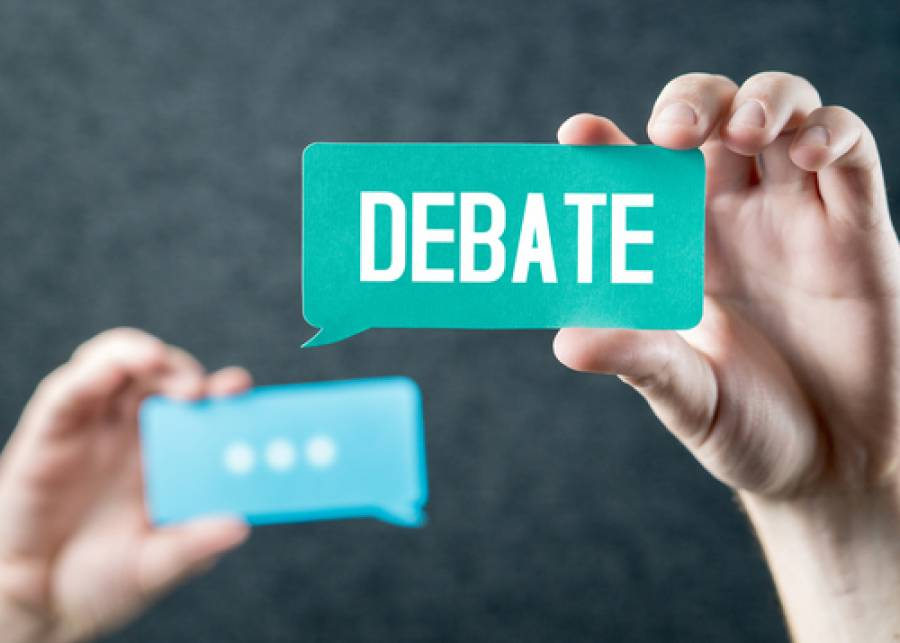 Debate and Intuition – The art of ideating and convincing