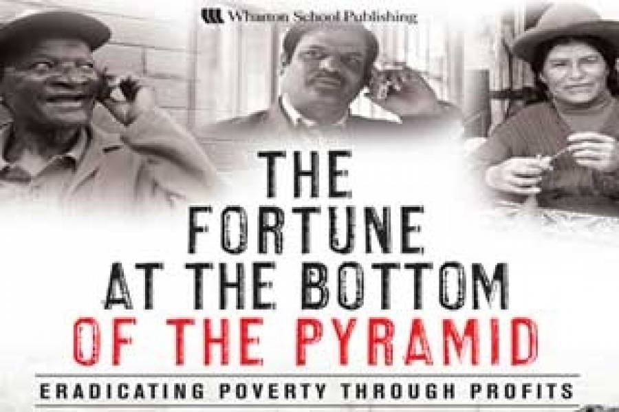 """marketing at the bottom of the Bottom of the pyramid marketing ed vallorani may 7, 2010 page 3 as these women become """"empowered"""", it brings social and economic benefit to their."""