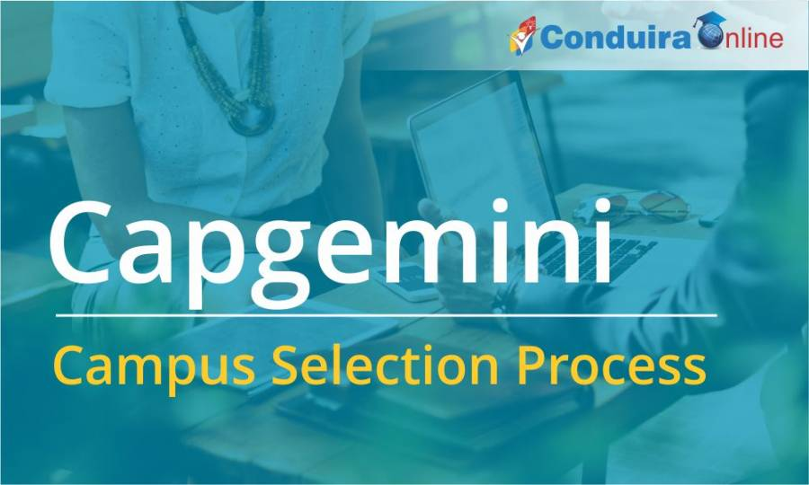 Capgemini | Campus Selection Process 2017