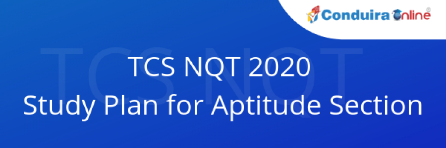 30 Day Study Plan to Crack TCS NQT 2020 Aptitude Section