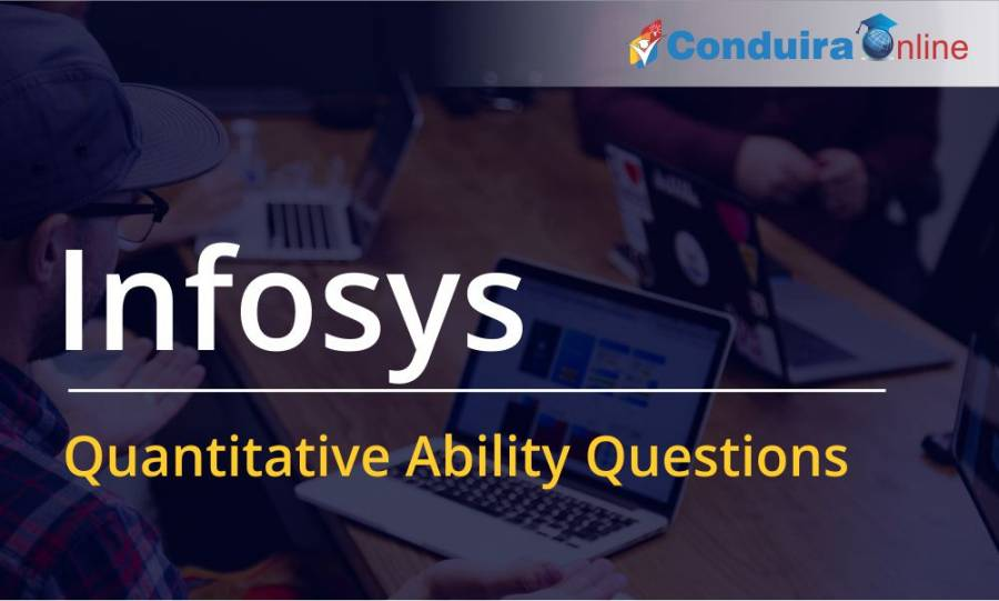 Infosys Aptitude Questions and Answers - Infosys Mock Test