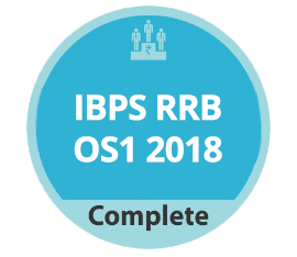 IBPS RRB OS1 2018 Complete
