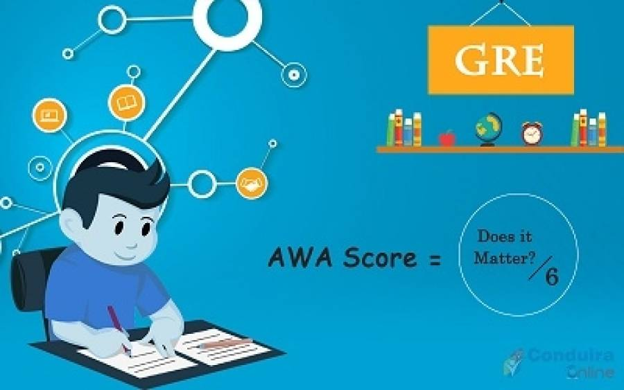 AWA section in GRE
