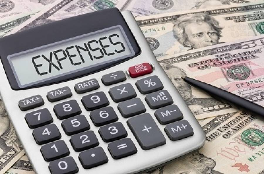 What would be the total expense for applying and doing MS in the U.S.?